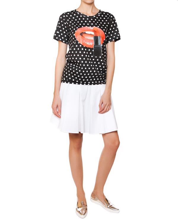 женская футболка Edward Achour, сезон: лето 2015. Купить за 4500 руб. | Фото $i