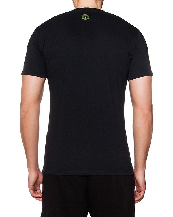 мужская футболка Stone Island, сезон: лето 2016. Купить за 4400 руб. | Фото $i
