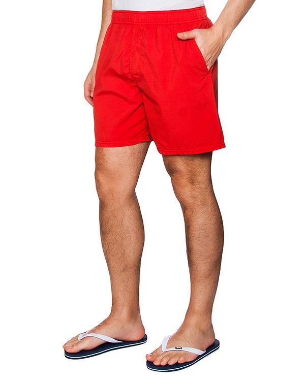 плав.шорты из плотной гладкой ткани артикул 6415B0279 марки Stone Island купить за 6900 руб.