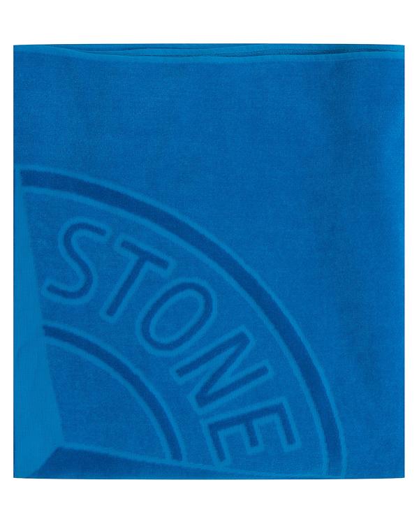 полотенце с логотипом бренда  артикул 681591277 марки Stone Island купить за 5900 руб.