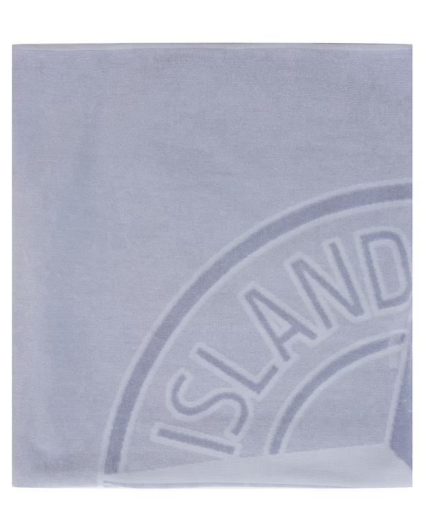 полотенце с логотипом бренда  артикул 681591277 марки Stone Island купить за 8400 руб.