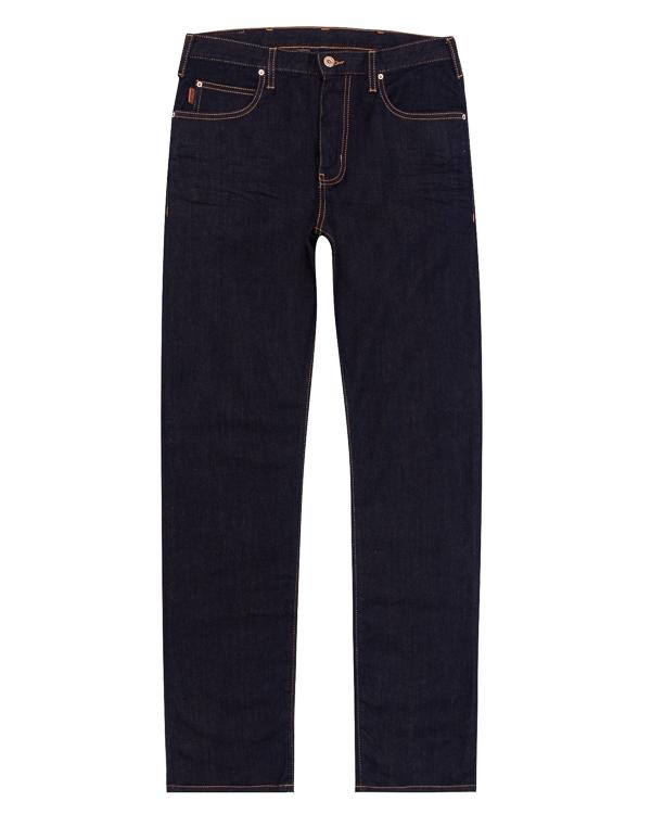 джинсы Regular из плотного денима  артикул 6Y6J45 марки ARMANI JEANS купить за 6700 руб.