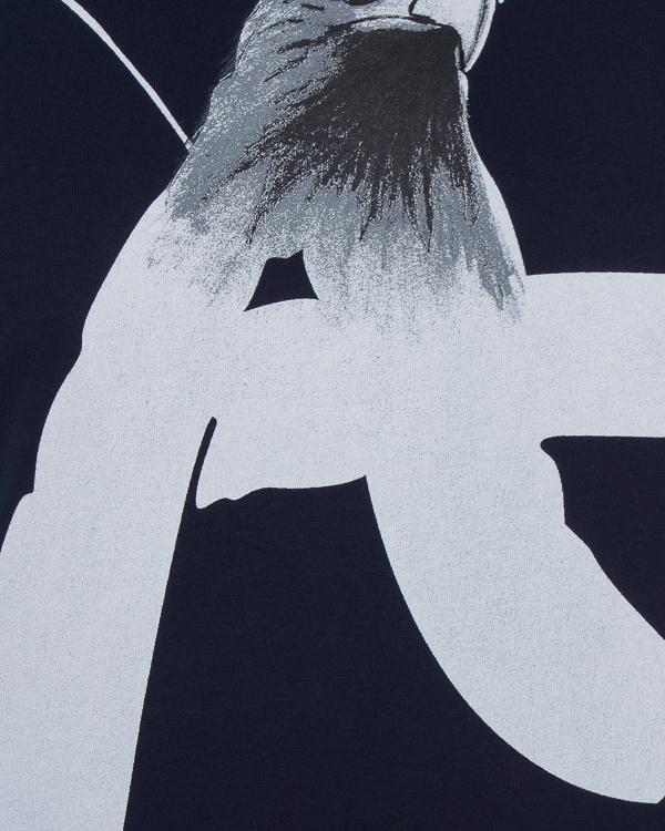 мужская футболка ARMANI JEANS, сезон: зима 2017/18. Купить за 3500 руб. | Фото $i