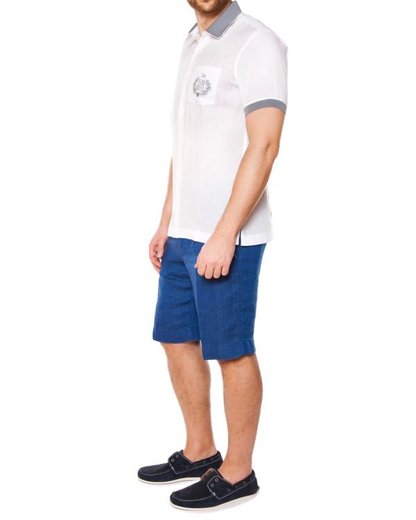мужская рубашка Cortigiani, сезон: лето 2015. Купить за 14500 руб. | Фото $i