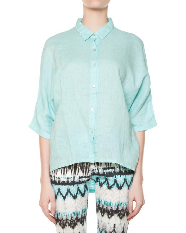 рубашка  артикул 7210B568 марки 120% lino купить за 4200 руб.