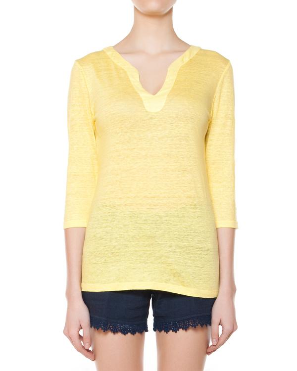 футболка  артикул 7667B568 марки 120% lino купить за 3600 руб.
