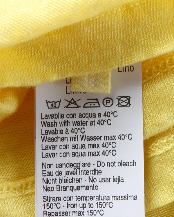 женская футболка 120% lino, сезон: лето 2015. Купить за 3600 руб.   Фото $i