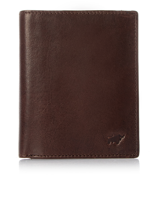 Braun Buffel из кожи с тиснением логотипа бренда  артикул  марки Braun Buffel купить за 6490 руб.