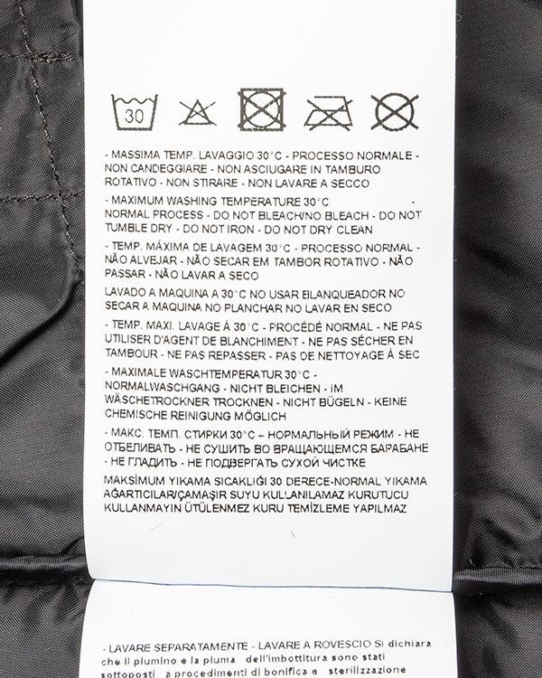 женская пуховик ARMANI JEANS, сезон: зима 2016/17. Купить за 13100 руб.   Фото $i