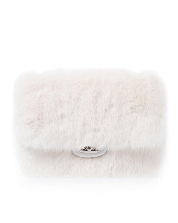 Kaminsky из кожи с отделкой мехом норки артикул  марки Kaminsky купить за 23400 руб.