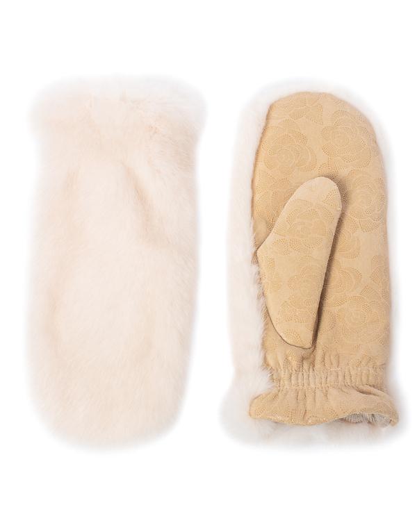 Kaminsky из замши и крашеного меха норки  артикул  марки Kaminsky купить за 9600 руб.