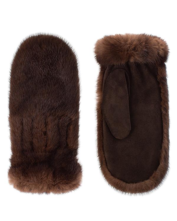 Kaminsky из замши и меха норки артикул  марки Kaminsky купить за 12000 руб.