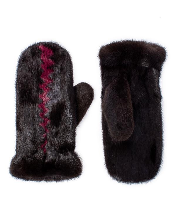 Kaminsky из меха норки с шерстяной отделкой артикул  марки Kaminsky купить за 15300 руб.