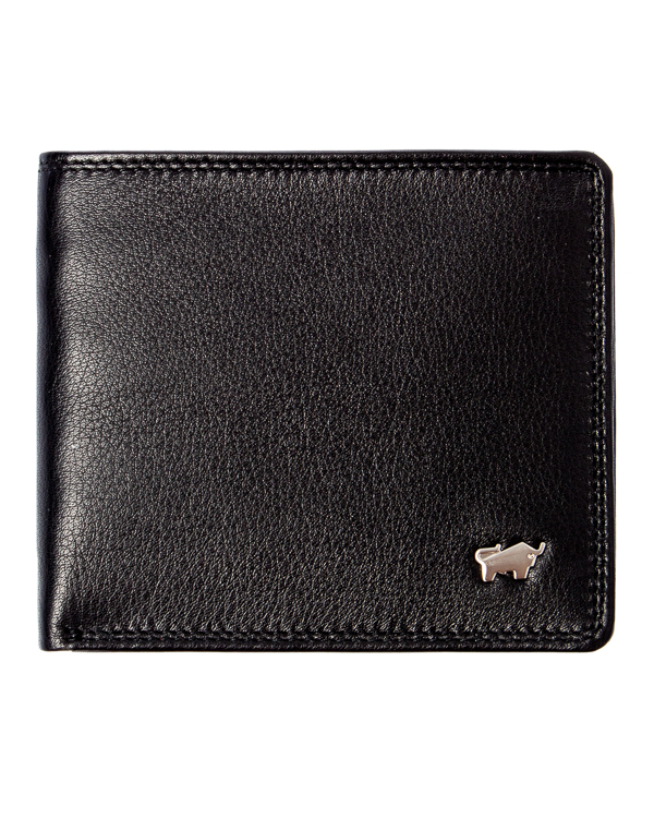 Braun Buffel из кожи с логотипом бренда артикул  марки Braun Buffel купить за 4500 руб.