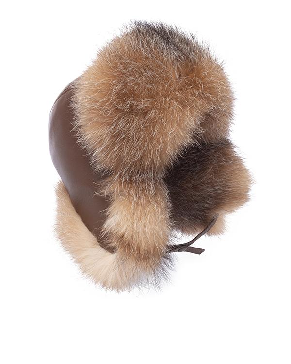 МКС из кожи с мехом лисы артикул  марки МКС купить за 11000 руб.