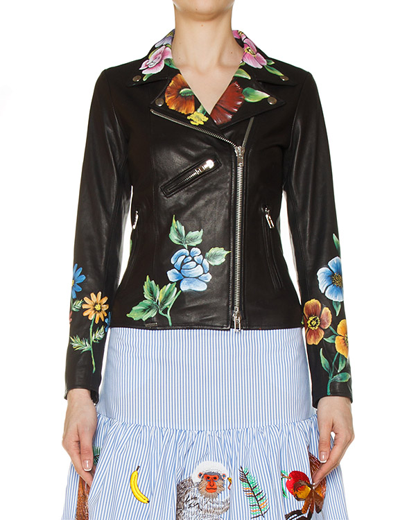 женская куртка S.W.O.R.D., сезон: лето 2017. Купить за 38400 руб. | Фото $i