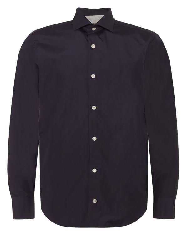 рубашка классического кроя из хлопка  артикул 979CA0065 марки Eleventy купить за 13400 руб.