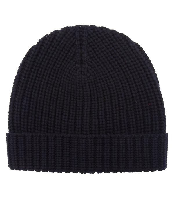 шапка из шерсти с отворотом артикул 979CAP045 марки Eleventy купить за 4800 руб.