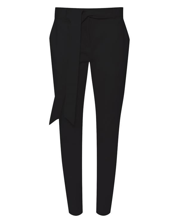 брюки из хлопка с завязками  артикул 980PA0090 марки Eleventy купить за 26600 руб.