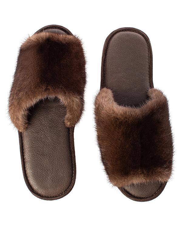 Kaminsky из кожи с отделкой мехом норки  артикул  марки Kaminsky купить за 11200 руб.