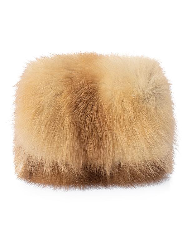 Kaminsky -клатч из натурального меха куницы артикул  марки Kaminsky купить за 24000 руб.