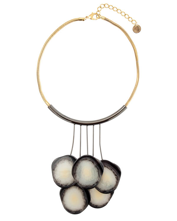 Marina Fossati из металла с авангардными элементами артикул  марки Marina Fossati купить за 6300 руб.