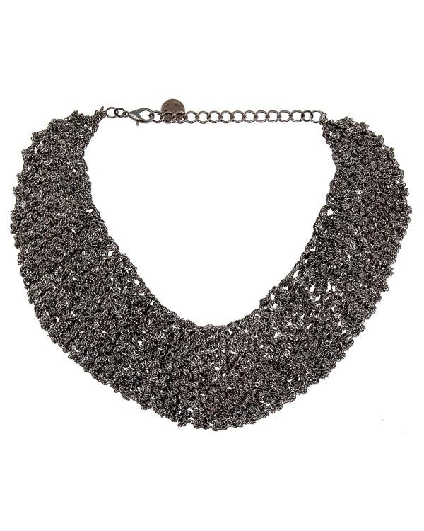 ожерелье кольчуга из тонких цепочек артикул A2M марки Marina Fossati купить за 9900 руб.