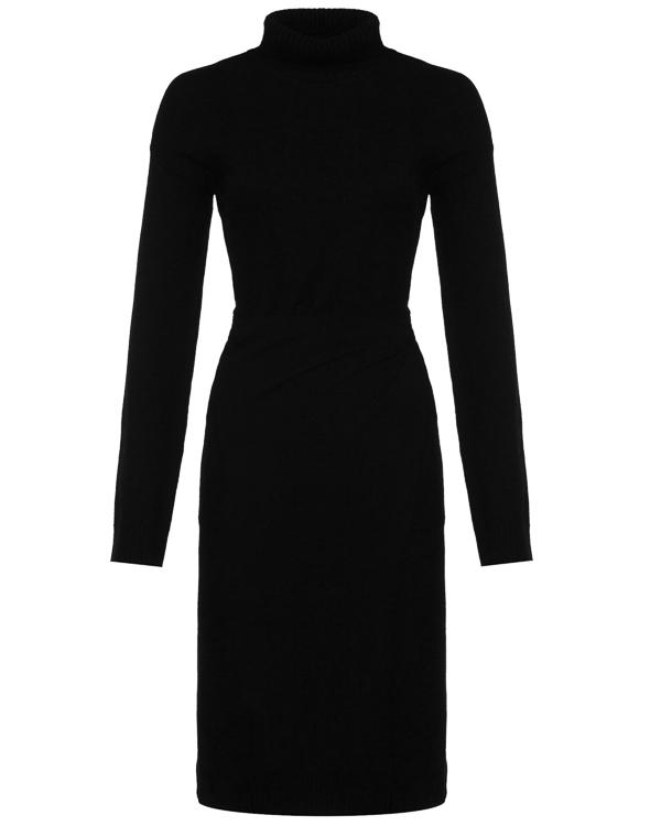 платье из шерсти с поясом артикул A730 марки DONDUP купить за 27000 руб.