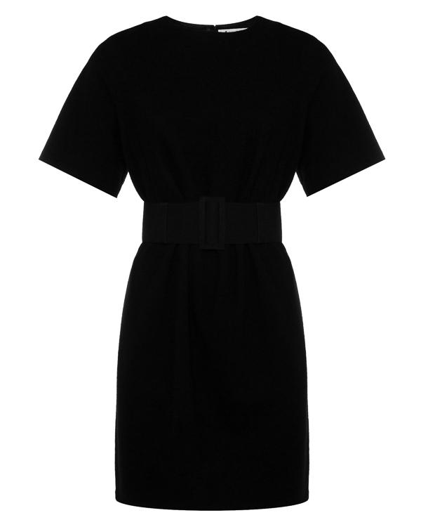 платье прямого силуэта из шерсти артикул A731 марки DONDUP купить за 19500 руб.