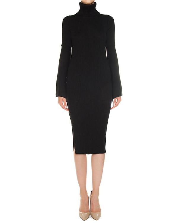 платье из трикотажной шерсти  артикул A732 марки DONDUP купить за 15300 руб.