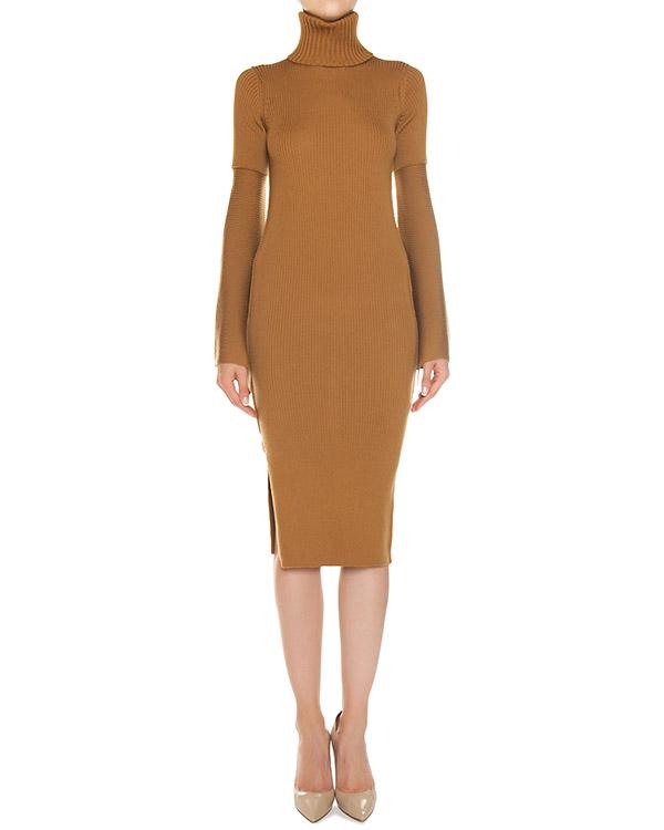 платье из трикотажной шерсти  артикул A732 марки DONDUP купить за 21400 руб.