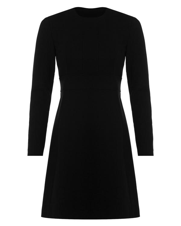 платье мини из тонкой шерсти артикул A757 марки DONDUP купить за 24700 руб.