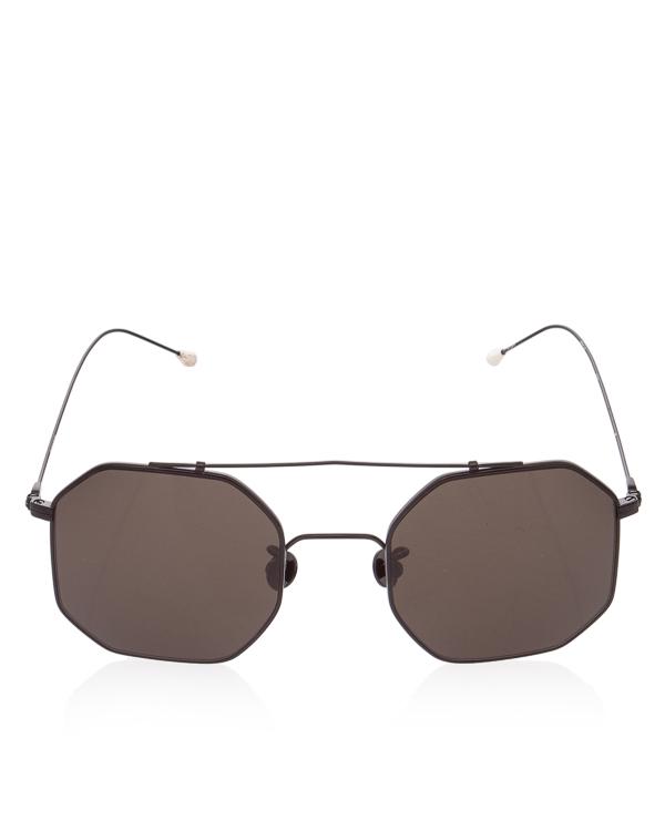 очки из коллаборации Linda Farrow х Ann Demeulemeester  артикул AD52 марки Linda Farrow купить за 34200 руб.