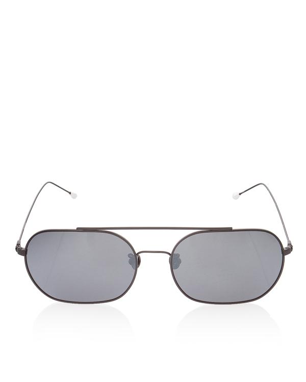 очки из коллаборации Linda Farrow х Ann Demeulemeester  артикул AD63 марки Linda Farrow купить за 34200 руб.