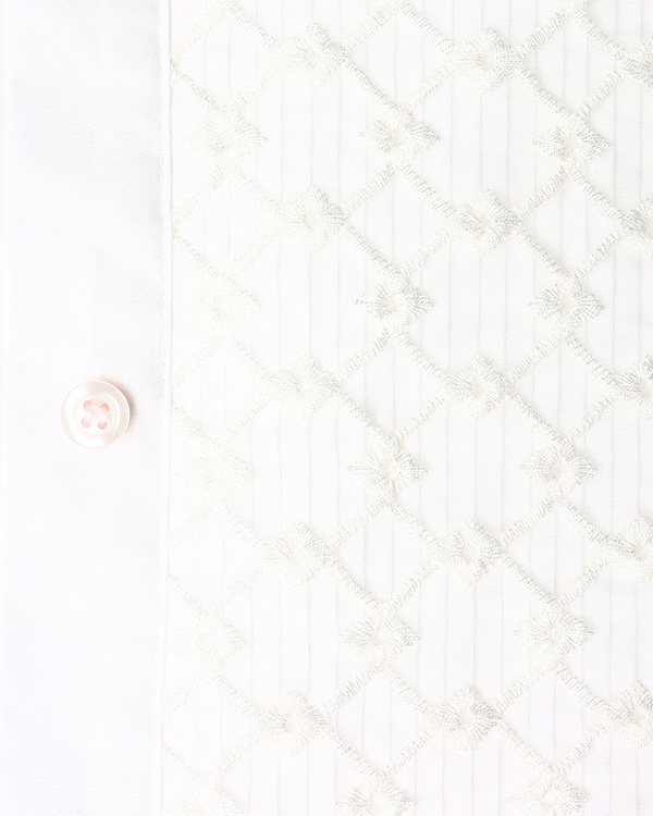 женская блуза EMPORIO ARMANI, сезон: лето 2015. Купить за 7700 руб. | Фото $i
