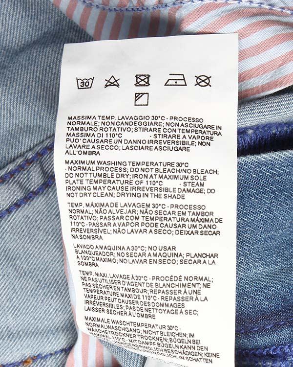 женская джинсы EMPORIO ARMANI, сезон: лето 2015. Купить за 7700 руб. | Фото $i