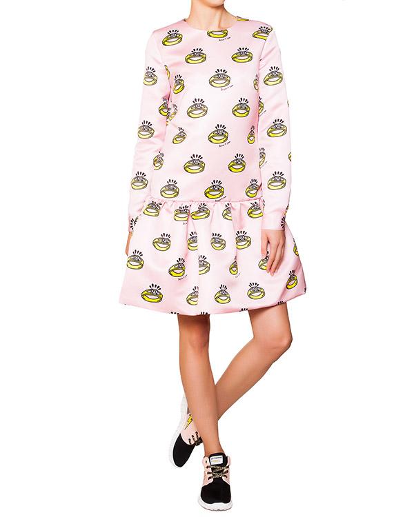 женская платье Au Jour Le Jour, сезон: зима 2015/16. Купить за 15800 руб. | Фото $i
