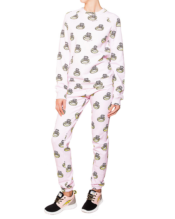 женская брюки Au Jour Le Jour, сезон: зима 2015/16. Купить за 5300 руб. | Фото $i