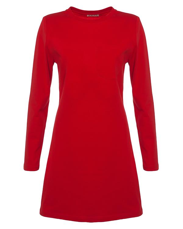 платье приталенного силуэта из хлопка артикул AW17A1J8 марки AALTO купить за 13300 руб.