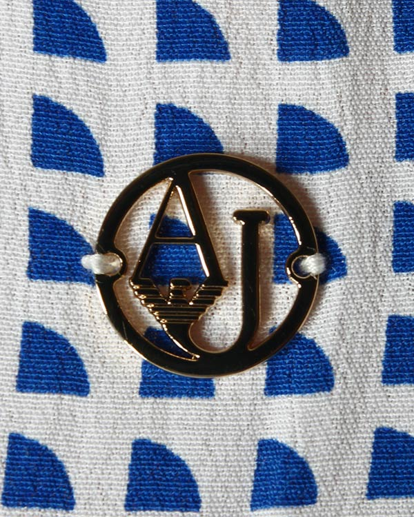 женская платье ARMANI JEANS, сезон: лето 2015. Купить за 8000 руб. | Фото $i
