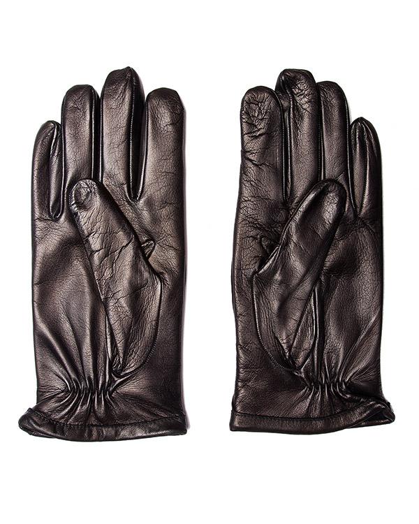 аксессуары перчатки ARMANI JEANS, сезон: зима 2015/16. Купить за 5300 руб. | Фото $i