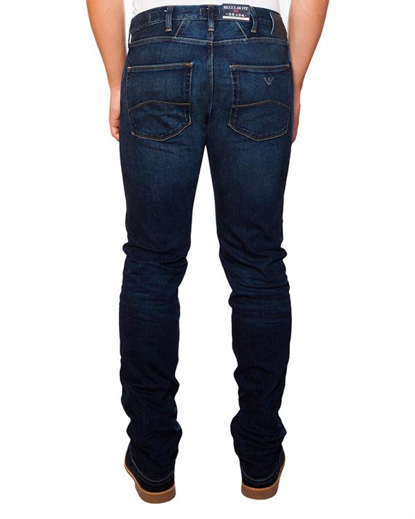 мужская джинсы ARMANI JEANS, сезон: зима 2015/16. Купить за 7100 руб. | Фото $i