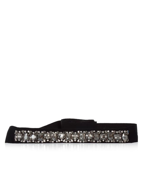 Dice Kayek из текстиля с кристаллами артикул B70180MCK марки Dice Kayek купить за 28600 руб.