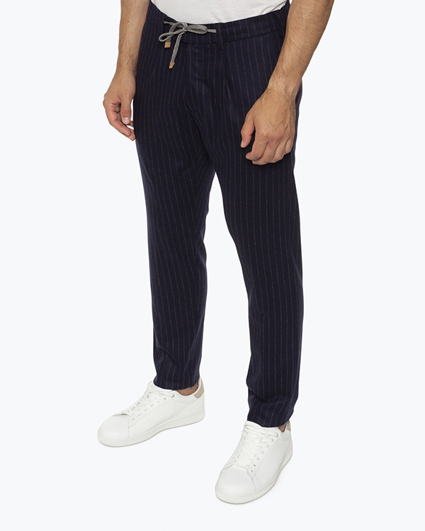 брюки Eleventy B75PANA12 38 тем.синий2