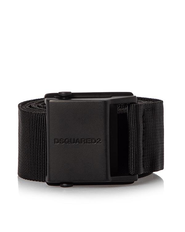 DSQUARED2 из прочного нейлона с металлической пряжкой  артикул  марки DSQUARED2 купить за 11000 руб.