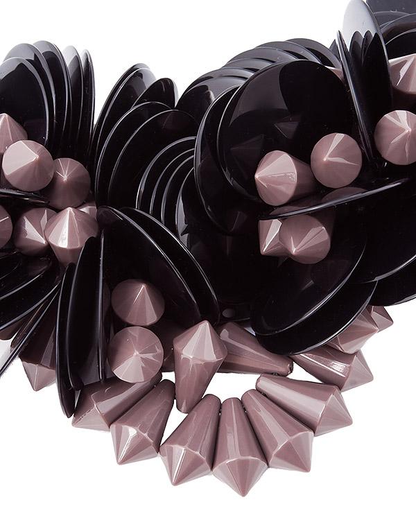 аксессуары ожерелье P.A.R.O.S.H., сезон: зима 2016/17. Купить за 9500 руб.   Фото $i