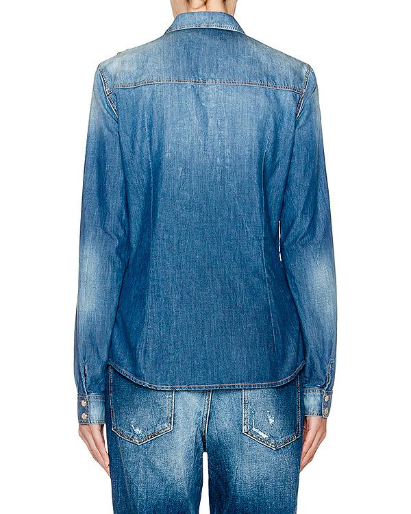 женская рубашка Amen, сезон: лето 2016. Купить за 17600 руб. | Фото $i