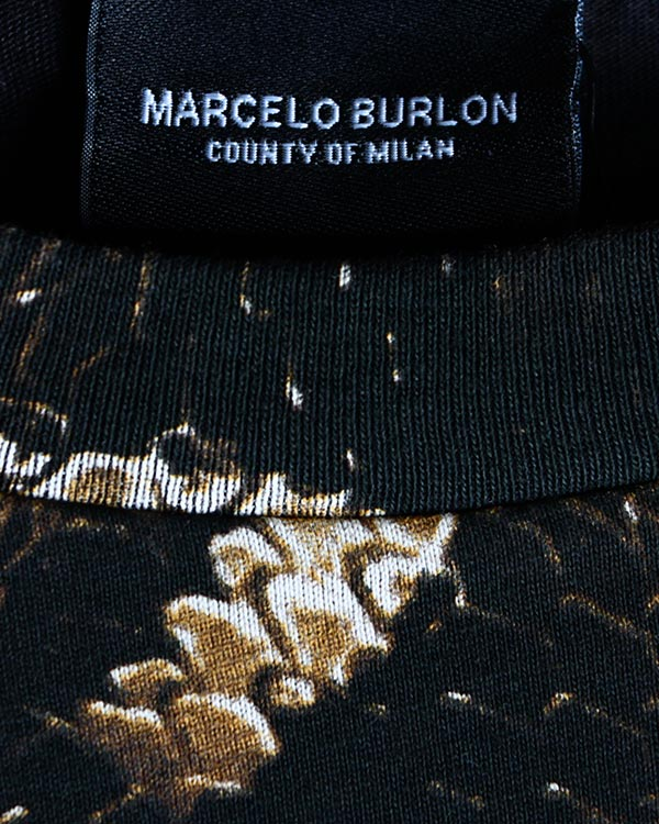 мужская футболка Marcelo Burlon, сезон: лето 2014. Купить за 7300 руб. | Фото $i