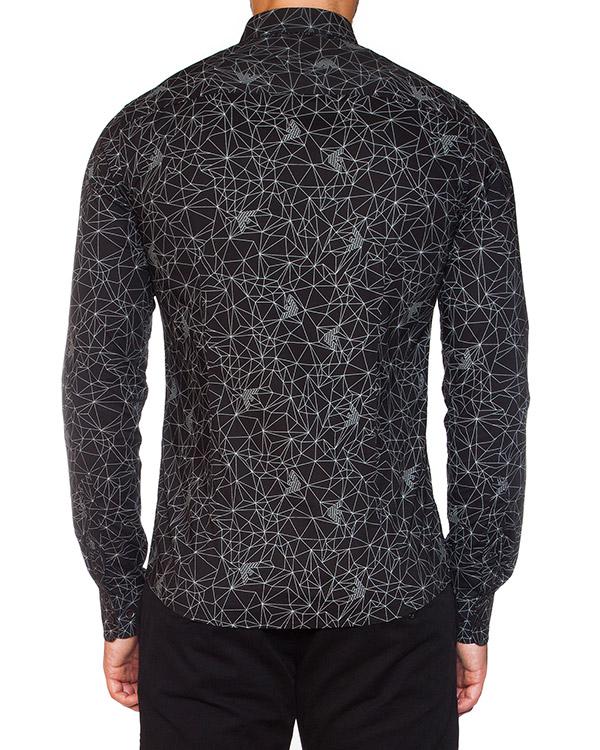 мужская рубашка ARMANI JEANS, сезон: зима 2015/16. Купить за 4100 руб. | Фото $i