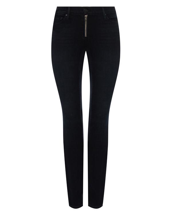 джинсы Slim со средней посадкой на бедрах артикул BO292CCS марки Black Orchid купить за 17200 руб.